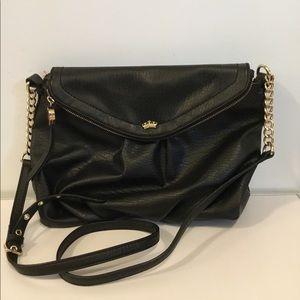 Juicy Couture Purse Black Crossbody Bag Medium